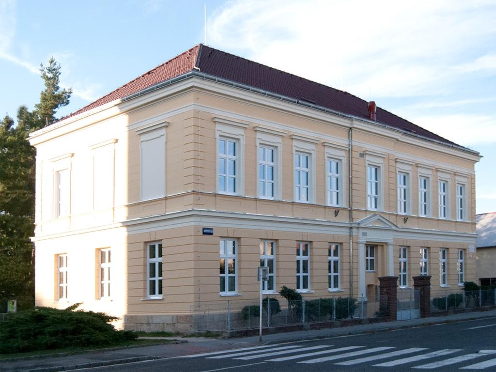 137cd3c7afd Rekonstrukce Mateřské školy Sluníčko v Hradci Králové.